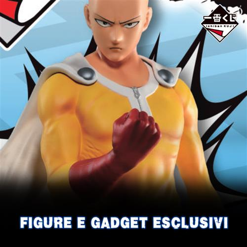 IK56371 - ONE-PUNCH MAN - IT ENDED WITH ONE PUNCH AGAIN (80 TICKET)