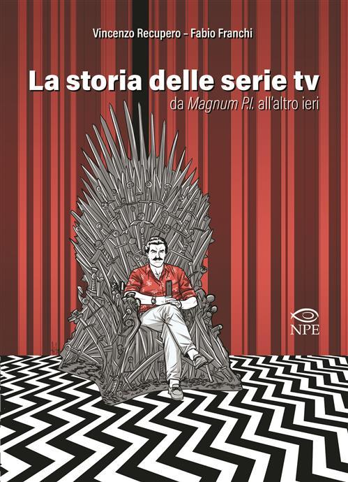 LA STORIA ILLUSTRATA DELLE SERIE TV