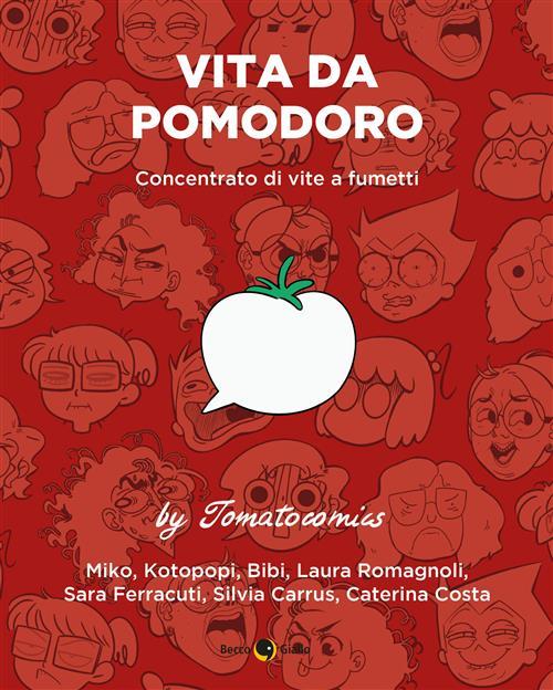 TOMATO COMICS