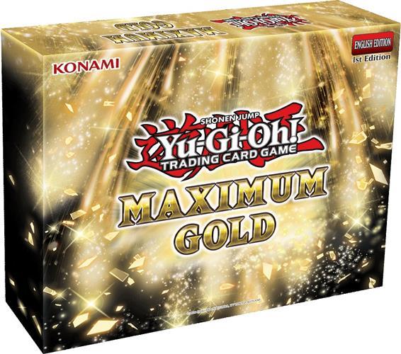 YU-GI-OH! - MAXIMUM GOLD - ITA